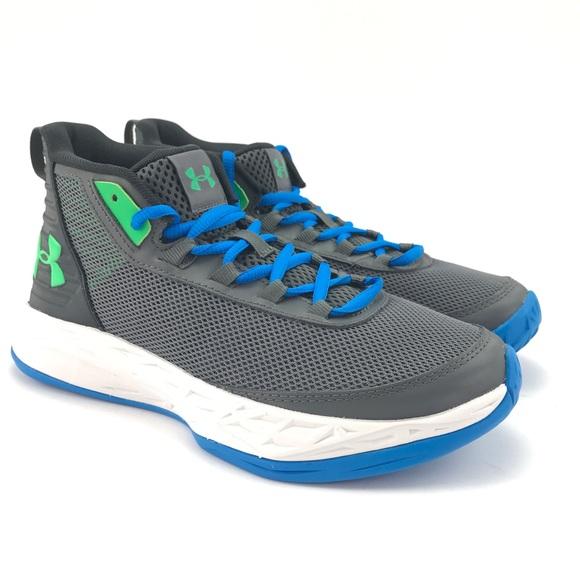 semestre Método taburete  Under Armour Shoes | Under Armour Youth Jet 28 Basketball Shoes Sz 6 |  Poshmark